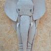 éléphant raku
